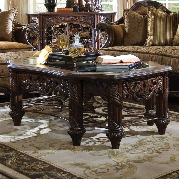 ~ Cornwall Manor Coffee Table, Designer Collection ~ Magnoliahall.com |  Furniture | Pinterest | Cherries, Beautiful And Other