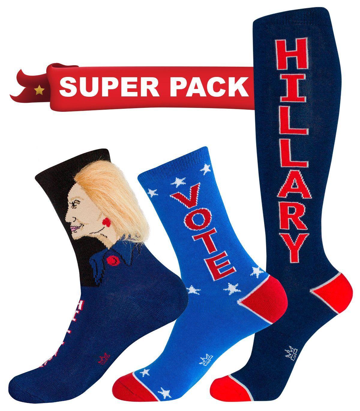 Hillary Super Pack