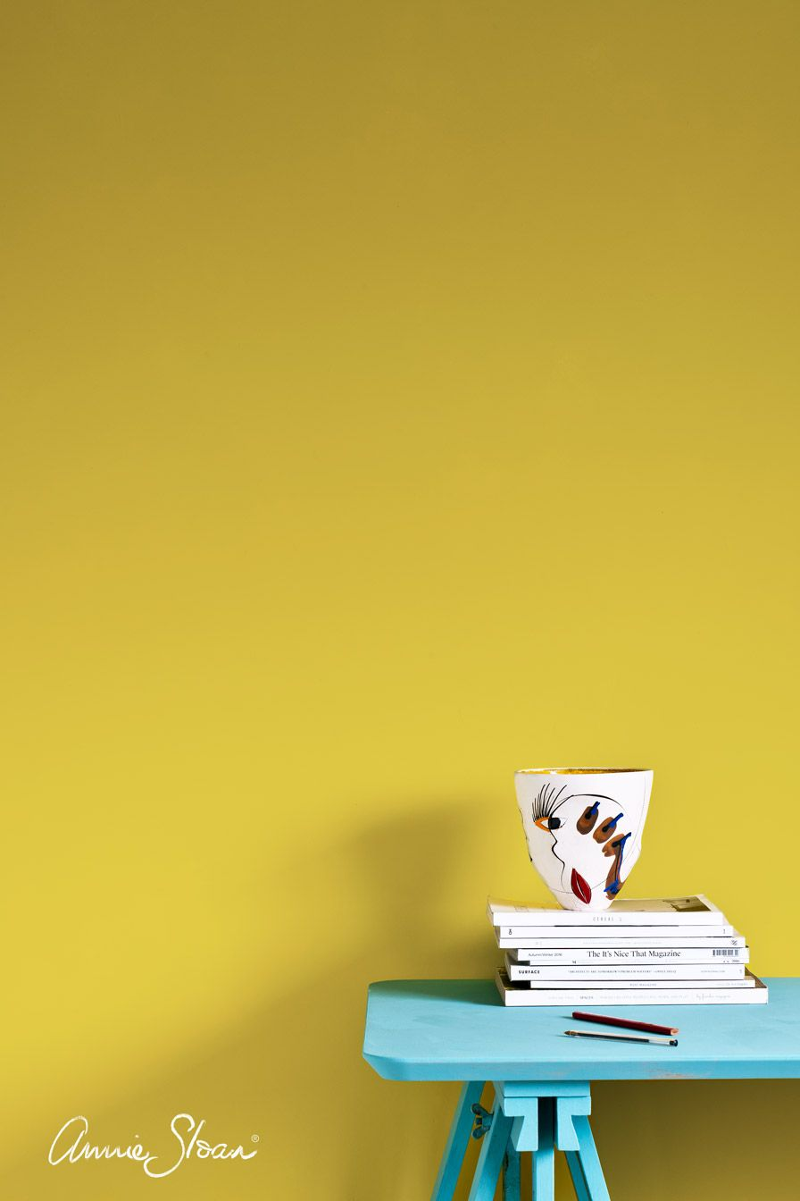 English Yellow   Pinterest   Yellow wall paints, Annie sloan and Annie