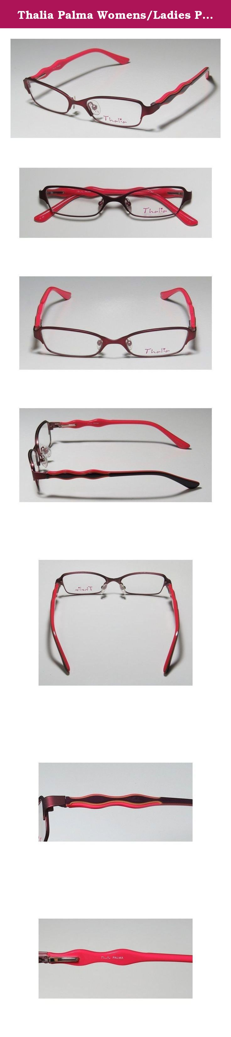 ba49f91b862 Thalia Palma Womens Ladies Prescription Ready Glamorous Designer Full-rim  Eyeglasses Glasses (