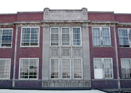 Morgan Middle School Historic Property Evaluation and Technical - technical evaluation