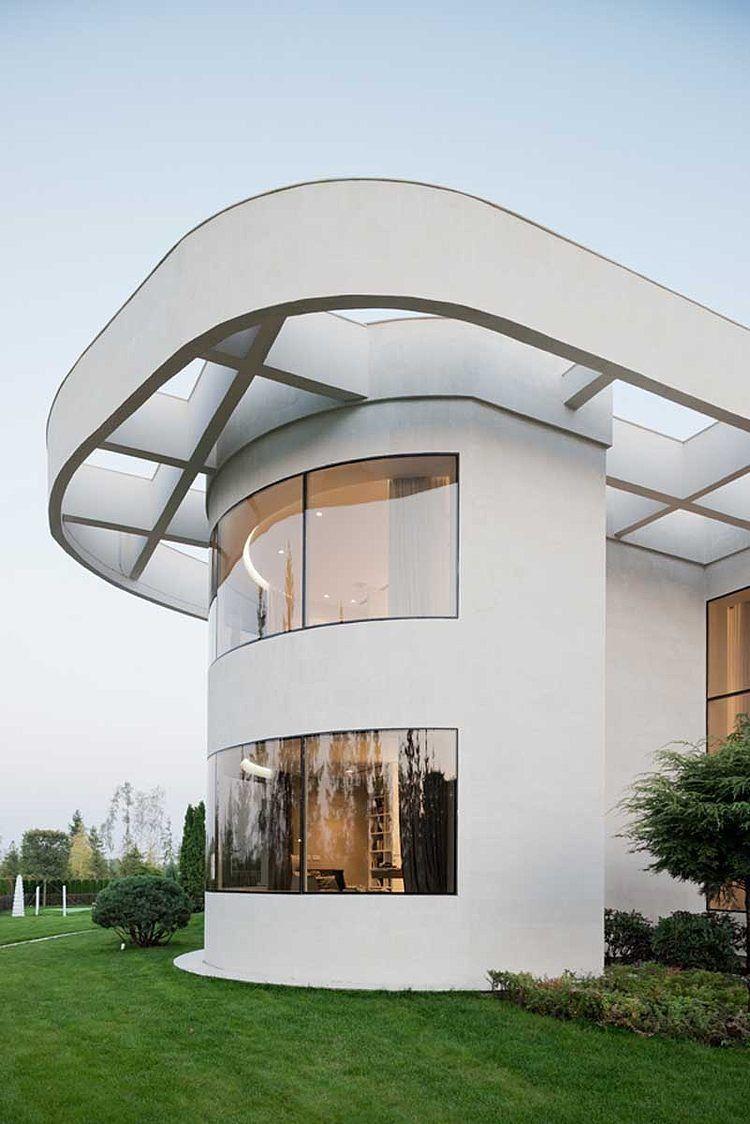 Agalarov Estate Villa by SL* Project #architeture #pin_it ...