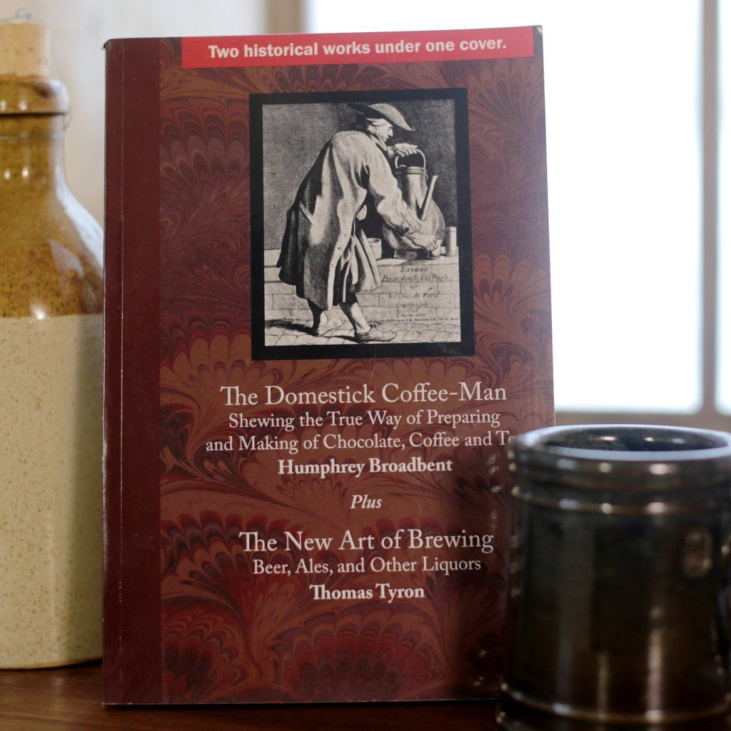 The Domestick Coffee Man & The New Art of Brewing Coffee
