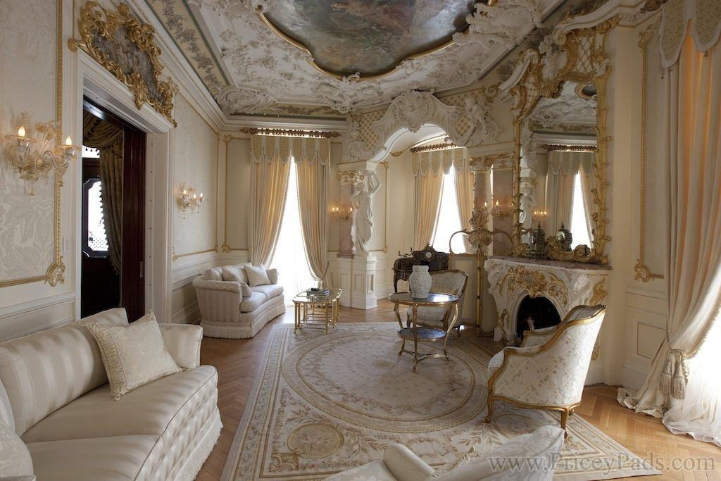 Barok En Modern : Tips for creating the baroque interior design style home design in