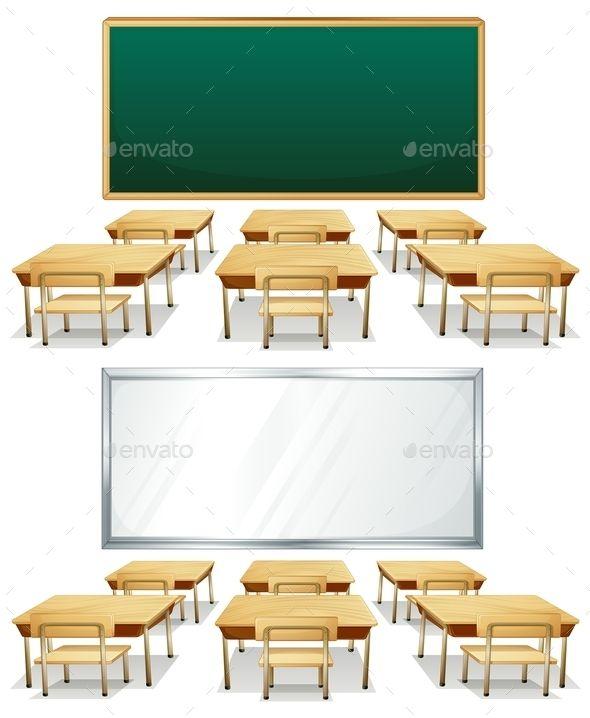 Classrooms White Board Indoor Blackboards