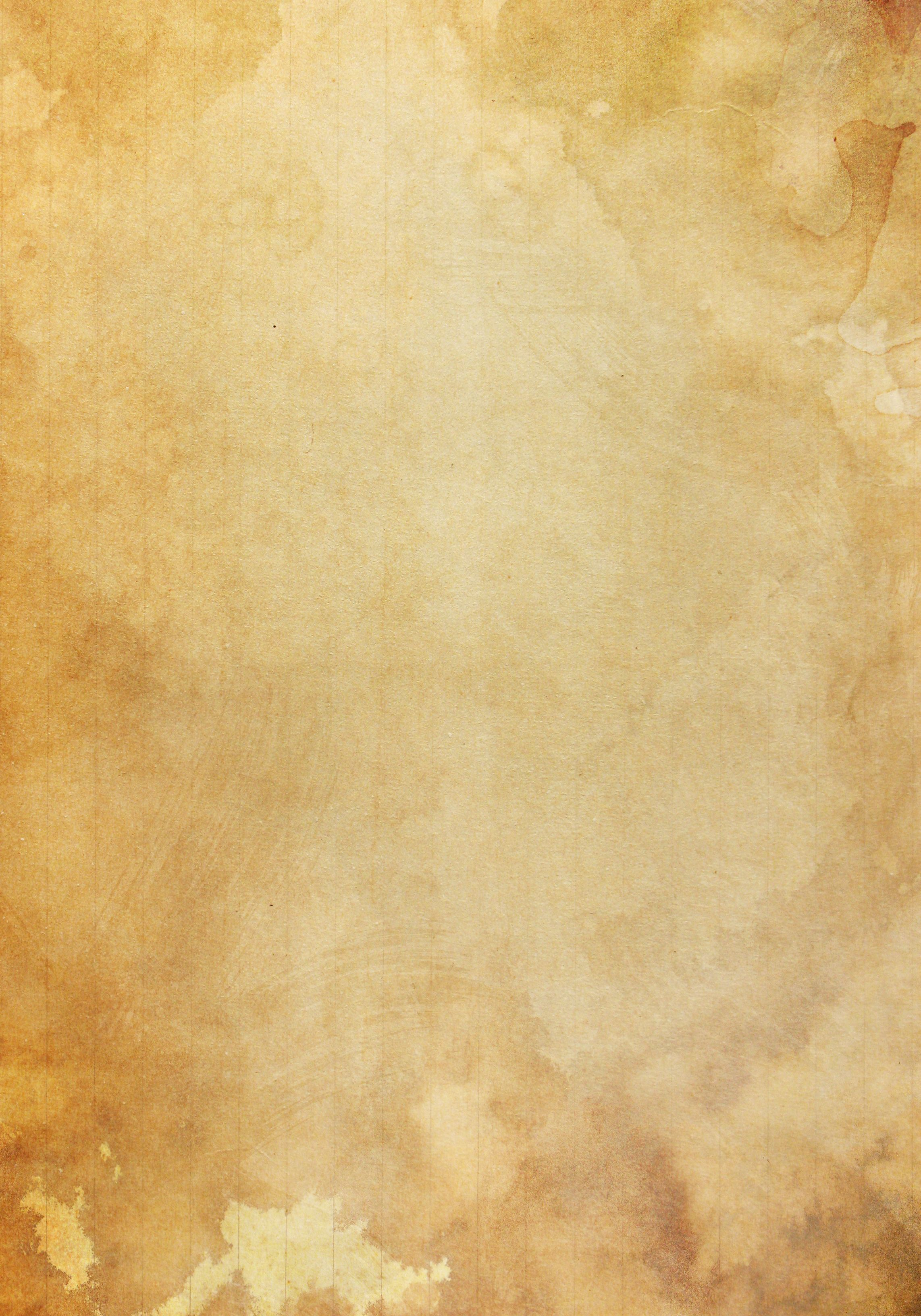 Tan Stained Paper Texture Old Paper Background Paper Texture