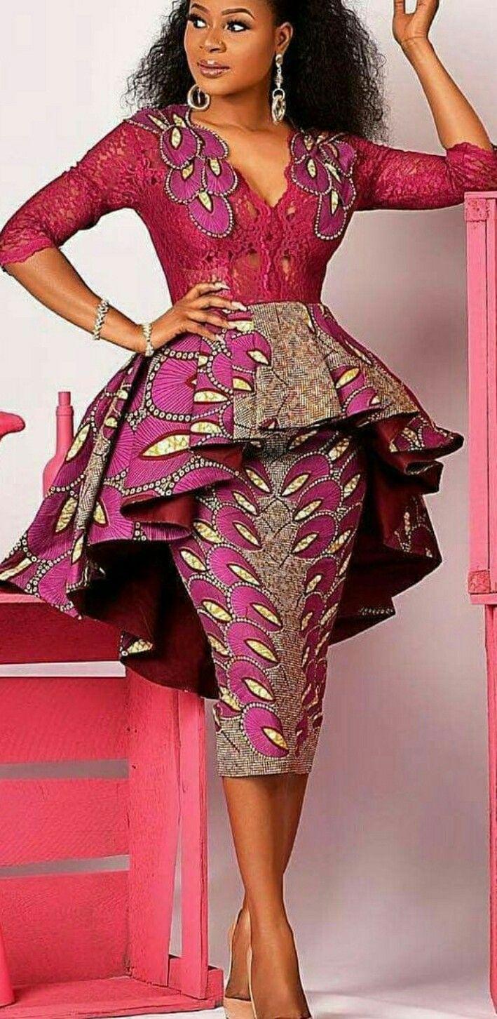 Ankara dress african look in pinterest ankara dress