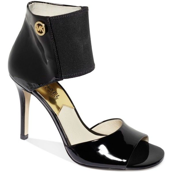 82c80dd4ec9c MICHAEL Michael Kors Sivian Heels - I have these shoes and they are  fabulous!