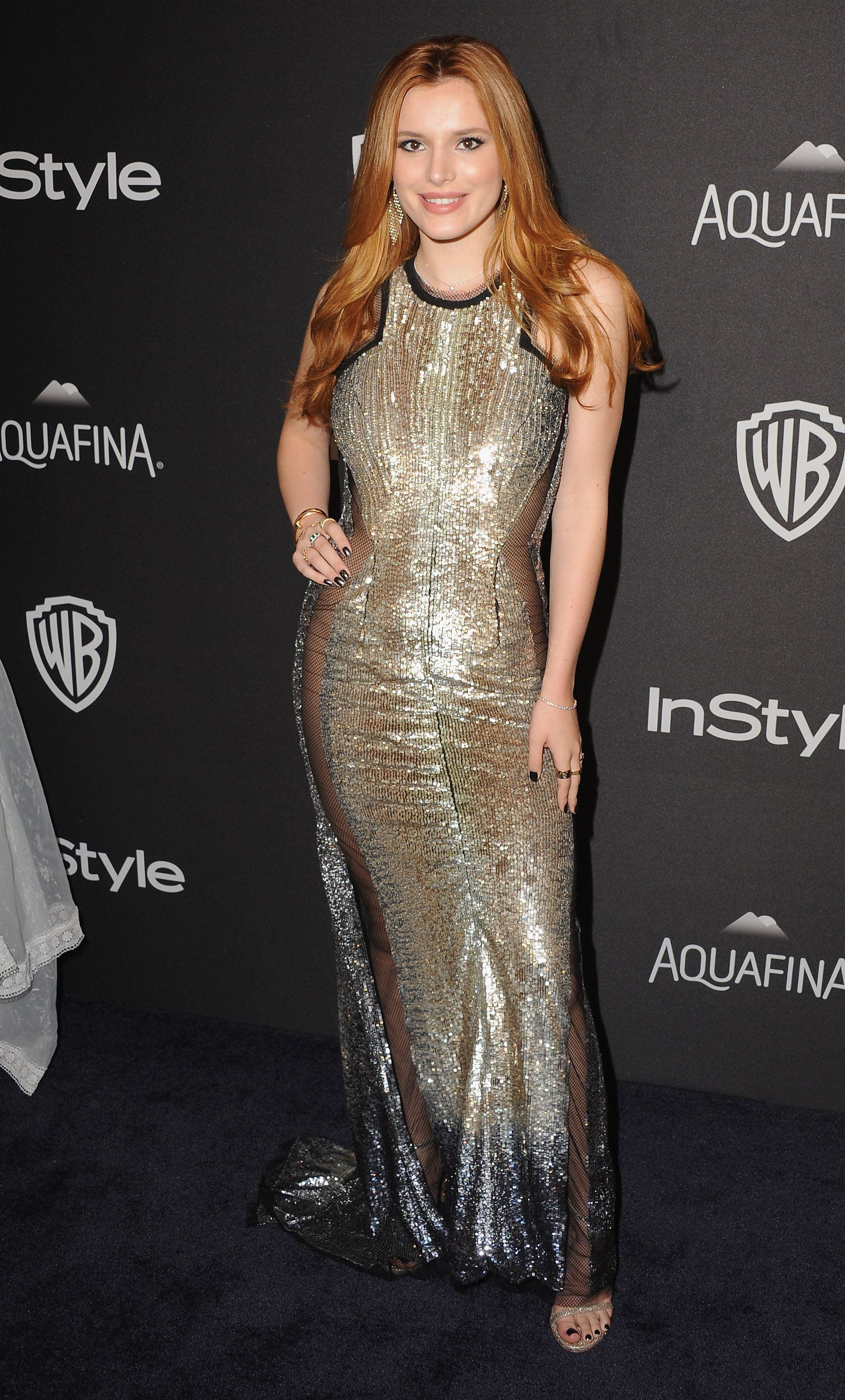 InStyle And Warner Bros. 73rd Annual Golden Globe Awards Post-Party   - TownandCountryMag.com