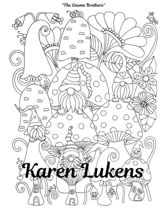 Pin On Karen Lukens Artist Coloring Pages