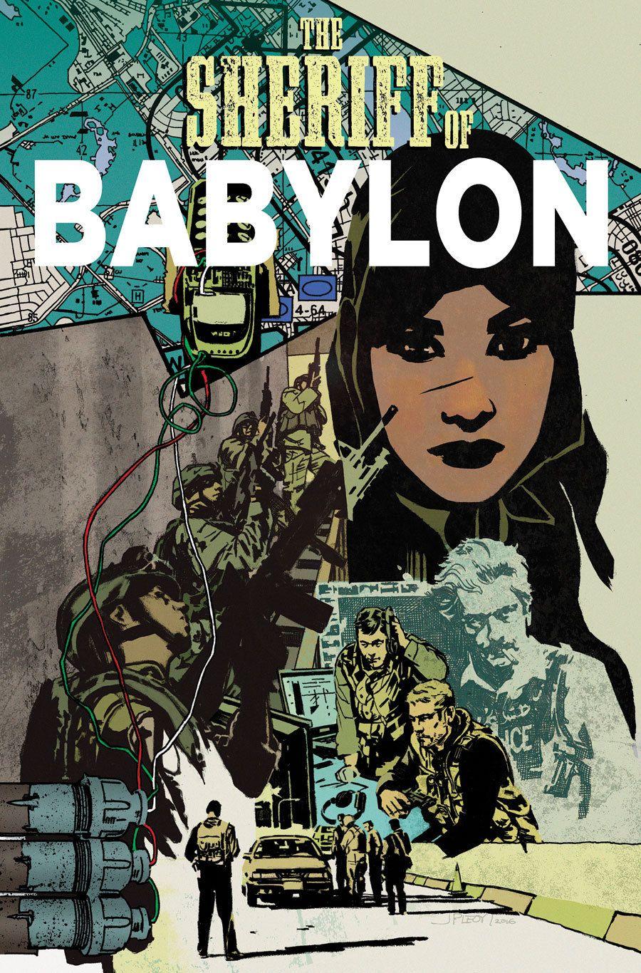 John Paul Leoon The Sherfiff of Babylon(画像あり)