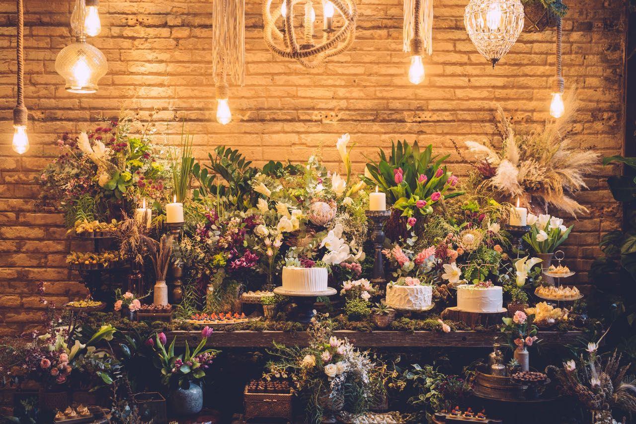 Casamento Mini Wedding Decoracao Celeiro Quintal Rustico