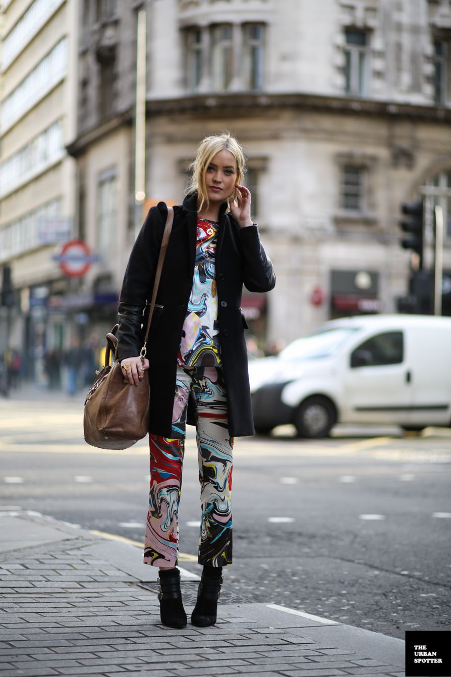 printy business. #LauraWhitmore in London.