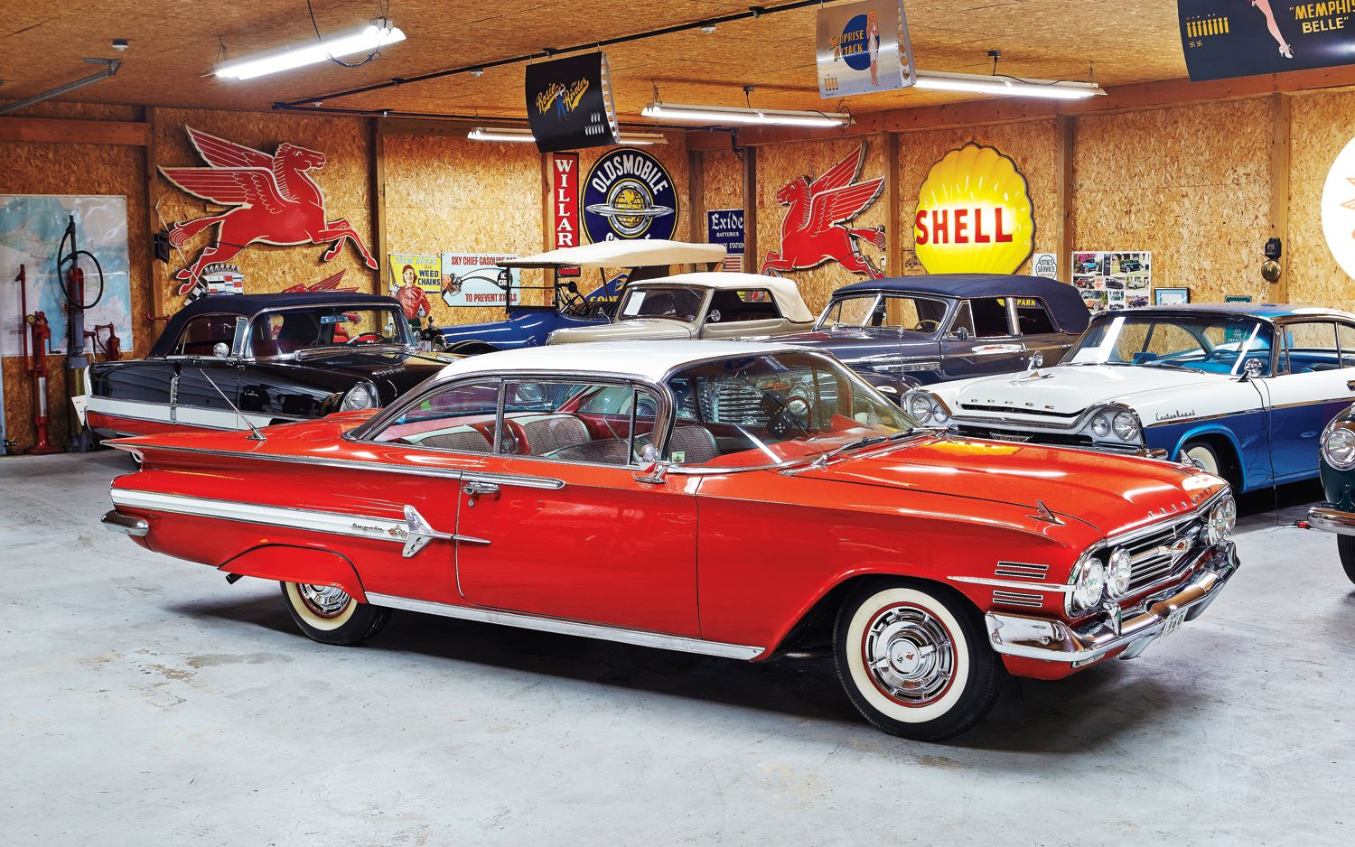 1960-Chevrolet-Impala-front-three-quarters Photo | Cars ...