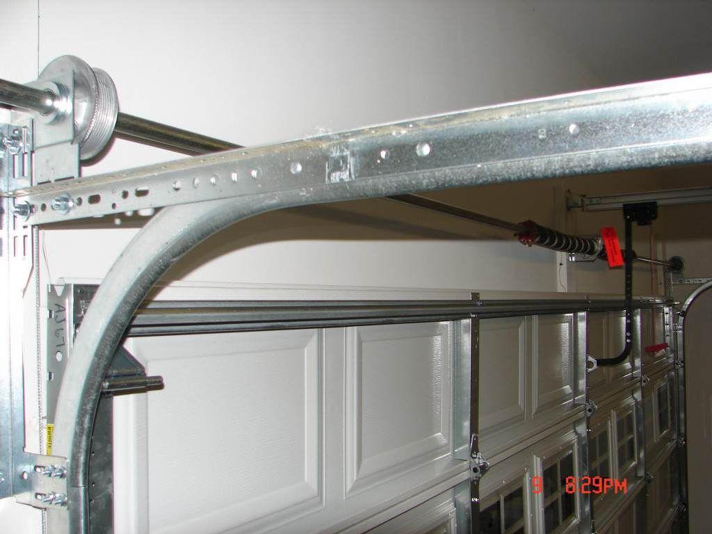 Garage Door Tracks Garage Door Track Sectional Garage Doors Door Repair