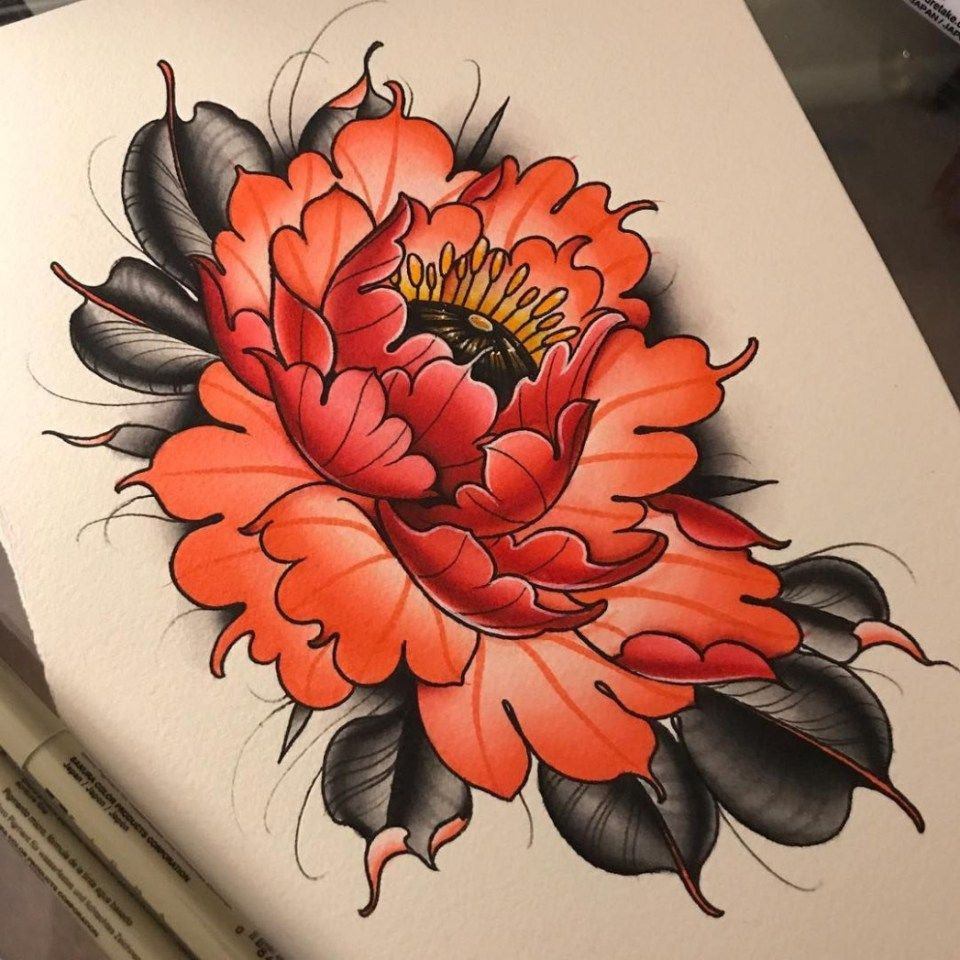 The Modern Rules Of Flower Tattoo New School Flower Tattoo New School Https Ift Tt 2slxj8o Japanese Flower Tattoo Japanese Tattoo Japanese Tattoo Designs