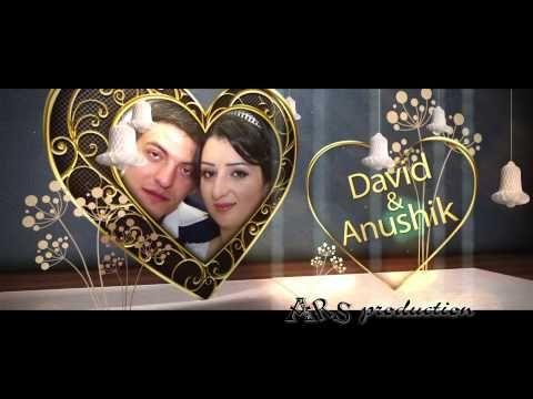 David & Anush Harsanekan Fotoalbom - YouTube