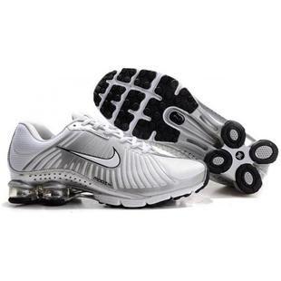 4818ea14bfa 104265 050 Nike Shox R4 White White J09103