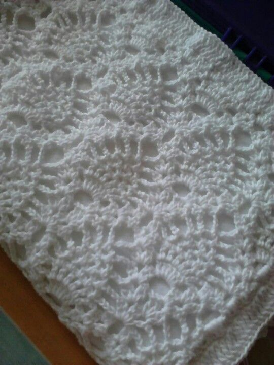 Colcha crochet eda fhales pinterest colchas manta - Colchas ganchillo bebe ...