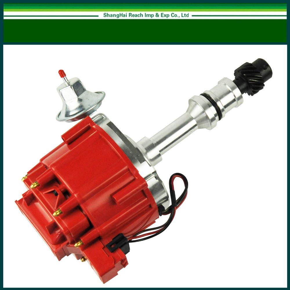 Ignition Distributor For Oldsmobile Olds V8 Hei 260 307 350 403 455 Engine 68 76 Oe 6503 R 1045511 403rhei P Oldsmobile Big Blocks Outdoor Power Equipment