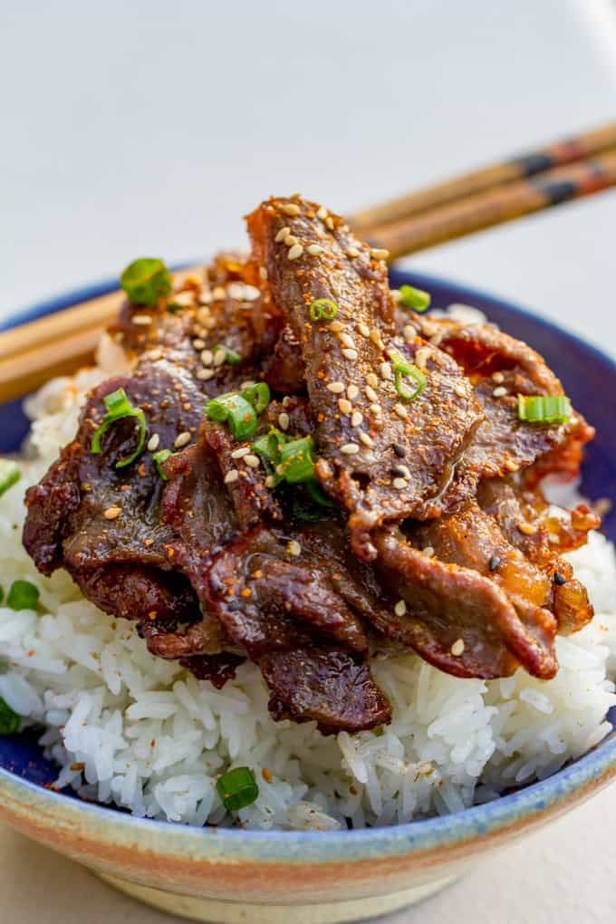 Traeger Beef Bulgogi | Recipe | Bulgogi, Spicy recipes ...