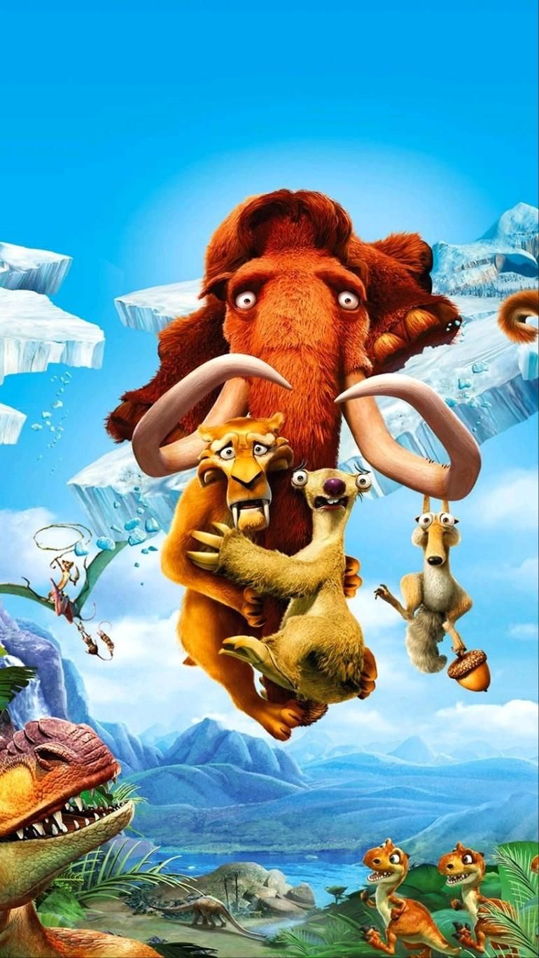 Ice Age animated movie funny HD wallpaper by enquire movies