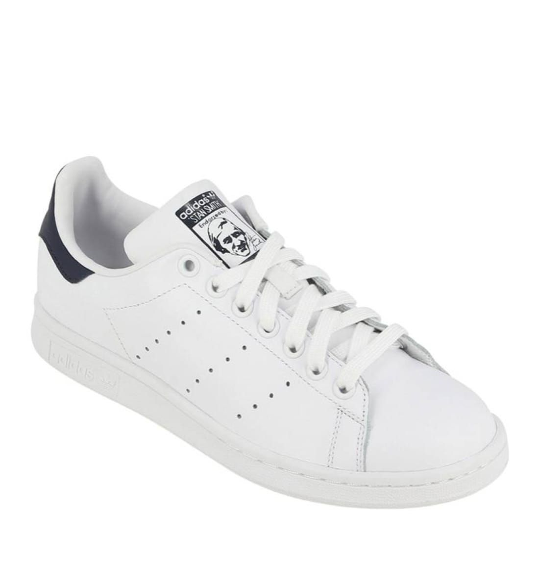 Baskets basses Stan Smith | Smith adidas, Cuir lisse et ...