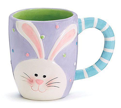 Top 10 easter basket ideas for tween girls easter bunny and easter easter bunny mug easter gift ideas for tween girls negle Images