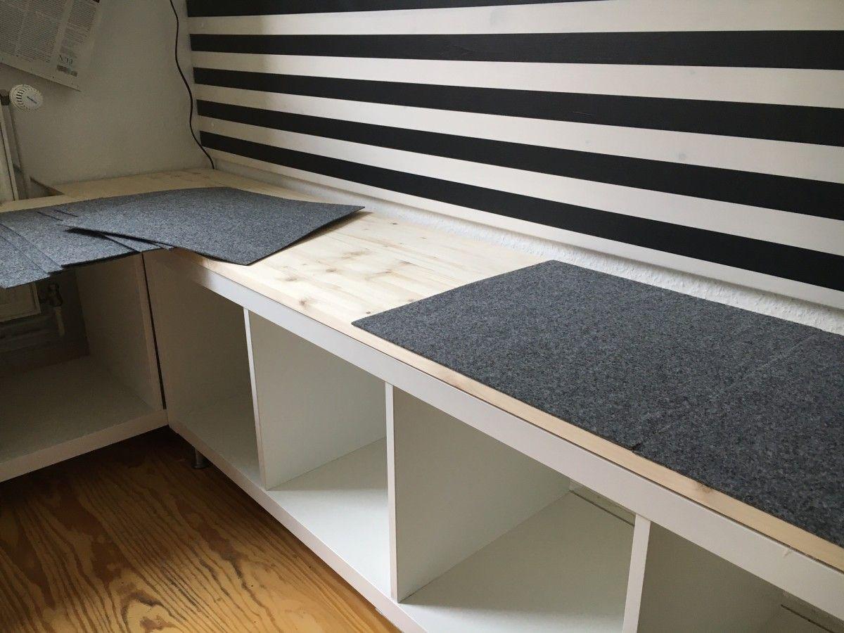 ikea kallax kitchen corner seat ikea kallax pinterest ikea kallax shelves and kitchen corner. Black Bedroom Furniture Sets. Home Design Ideas