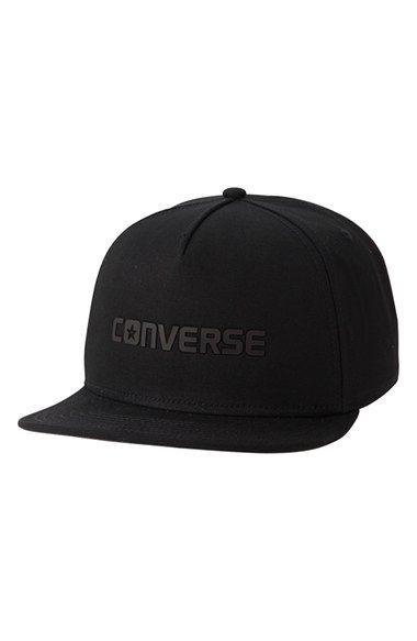 Converse Logo Snapback Cap  332d2e768b1