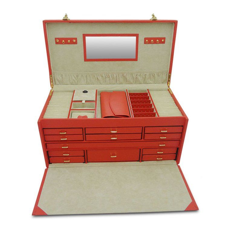 Customer Image Zoomed Jewelry Boxes Pinterest Leather jewelry