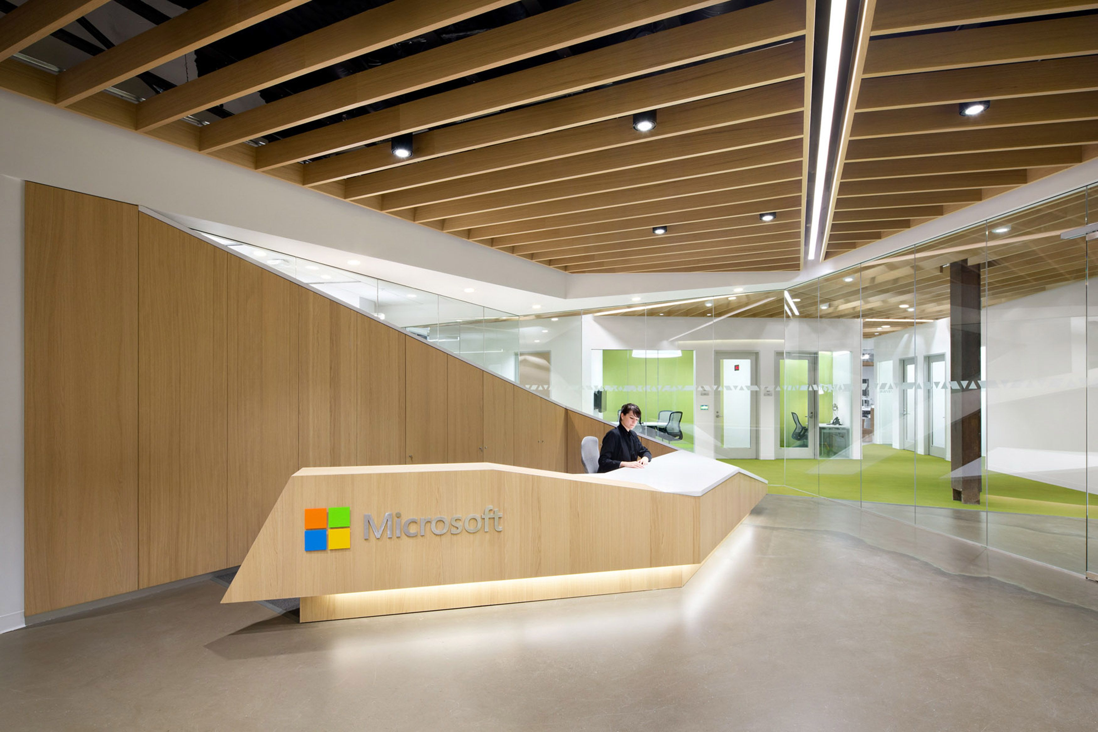 Building 92 microsoft store - Offices For Microsoft Corporation In Vancouver British Columbia Canada