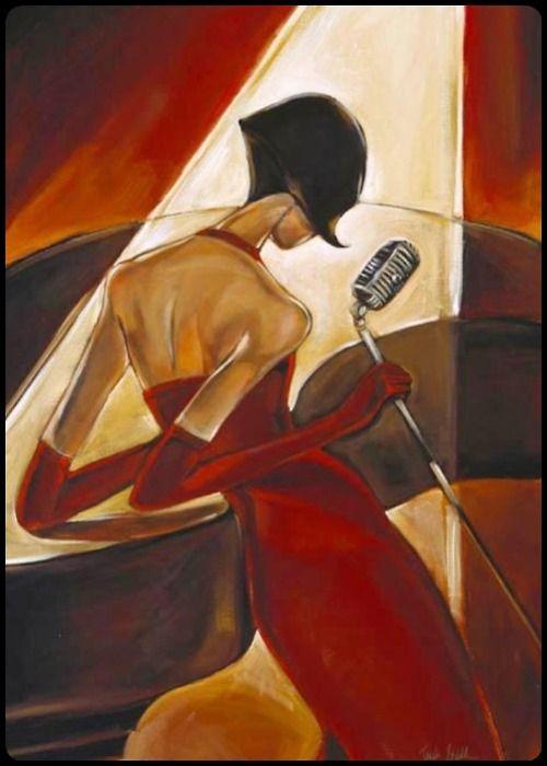 Fever By Trish Biddle Art Pinterest
