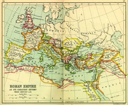 Interactive map of the ancient world latin pinterest roman interactive map of the ancient world gumiabroncs Image collections