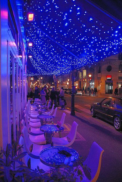 Cafe Le Marais, in Paris.