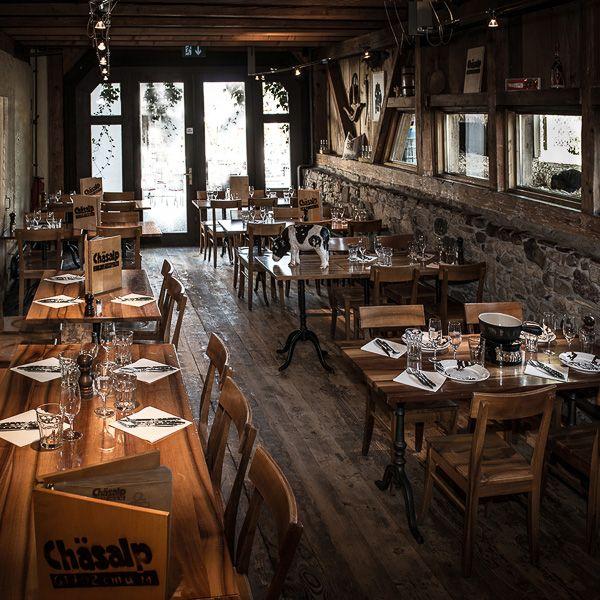 Chasalp Restaurant Brunch Raclette Fondue Zurich Creme Guides Fondue Restaurant Bauernhaus Restaurant Restaurant