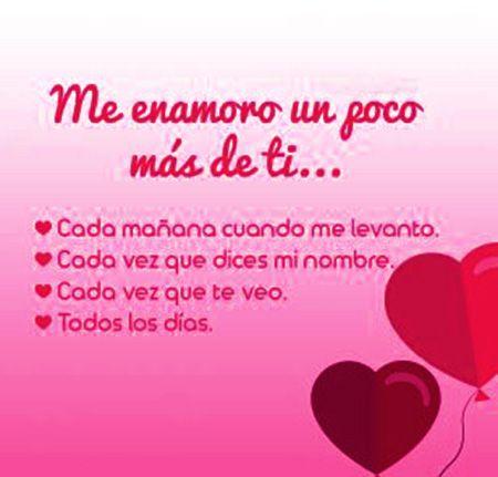 Frases Amor Para Enamorar A Mi Novia Frases De Amor Pinterest Love