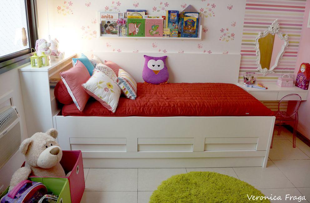 Decoração de quarto de menina feita por mim  decoração quartos  Pinterest