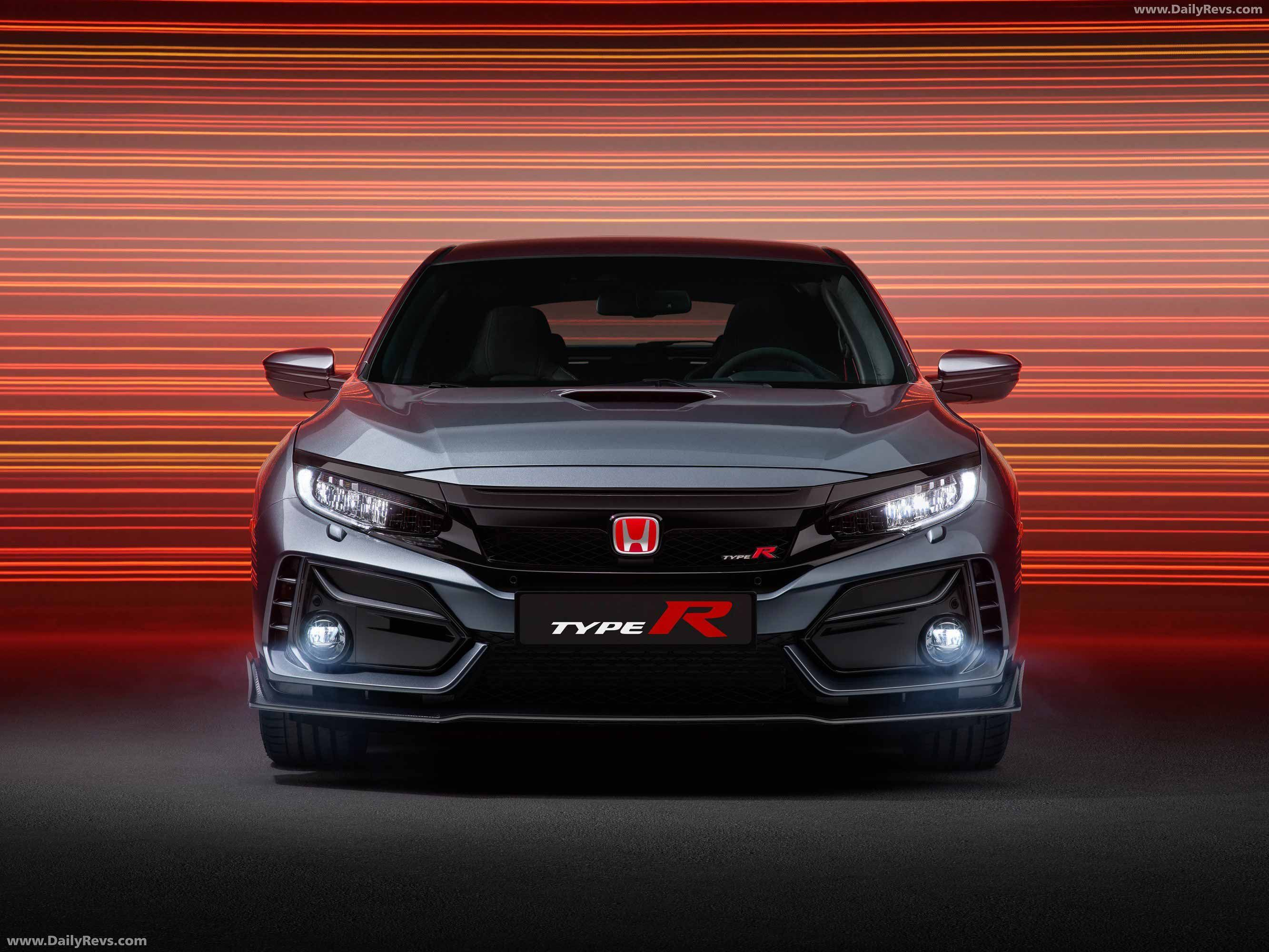 2021 Honda Civic Type R Sport Line HD Pictures, Videos