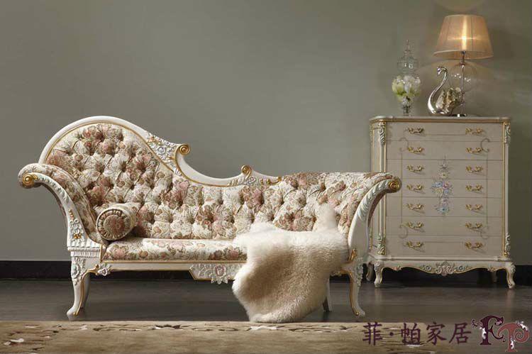 Antiguos tallados a mano muebles madera-madera maciza artesanal ...