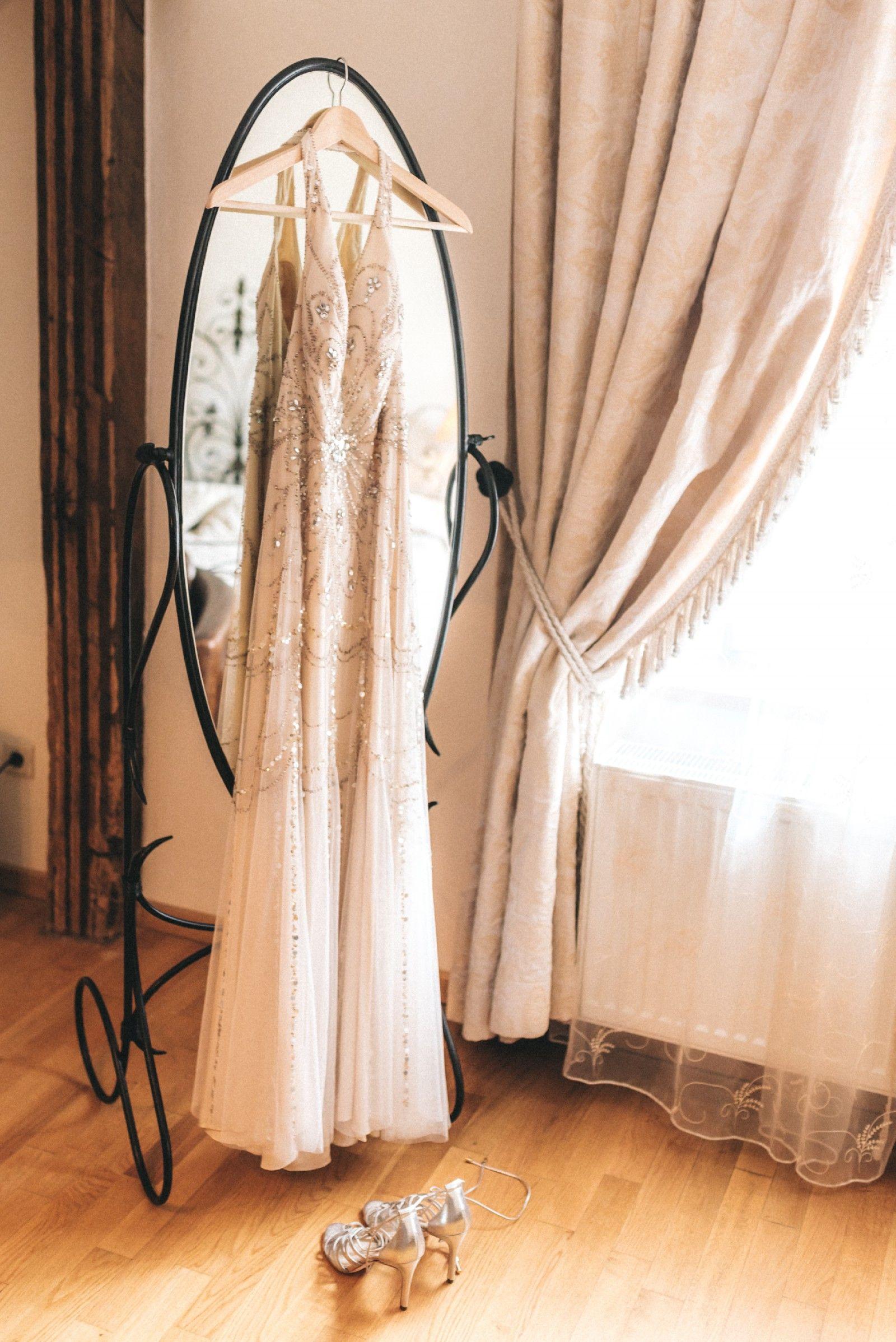 Jenny Packham Luna  Wedding Dress on Sale 75% Off