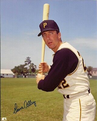 Gene Alley / Pittsburgh Pirates | Pirates baseball, Pittsburgh pirates  baseball, Pittsburgh pirates