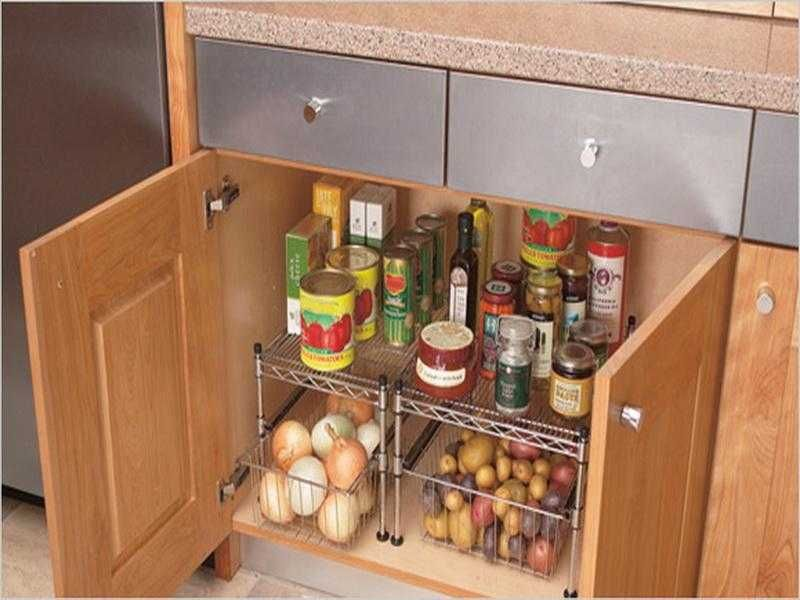 Kitchen Cool Cabinet Organizers Design One Colors And Colorful Together With I