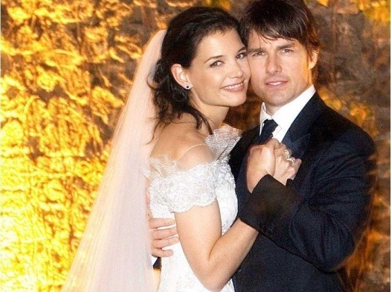 Le Costume De Mariage Tom Cruise Avec Katie Holmes