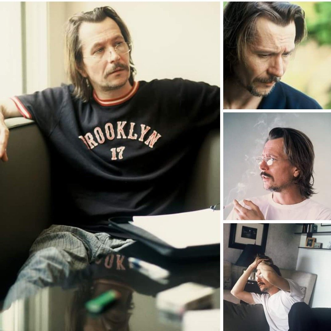 """Gary Momoa: Gary Oldman.. """"If One Could Have A Wish Or An Alterative"""