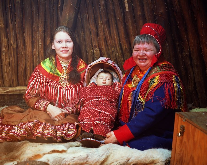 Sami people, Norway | ...