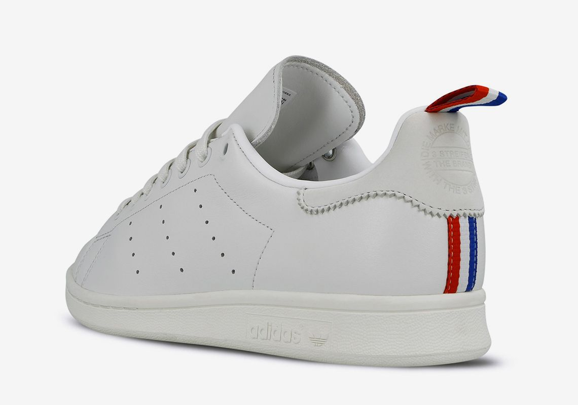 adidas Stan Smith Heel Tab BD7433 Release Date | Adidas stan