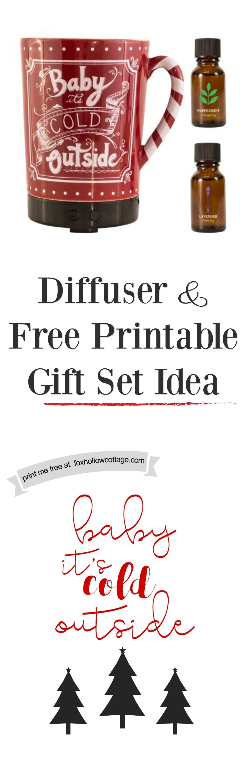Affordable Christmas Gift Ideas That Are So Cute | Aroma diffuser ...