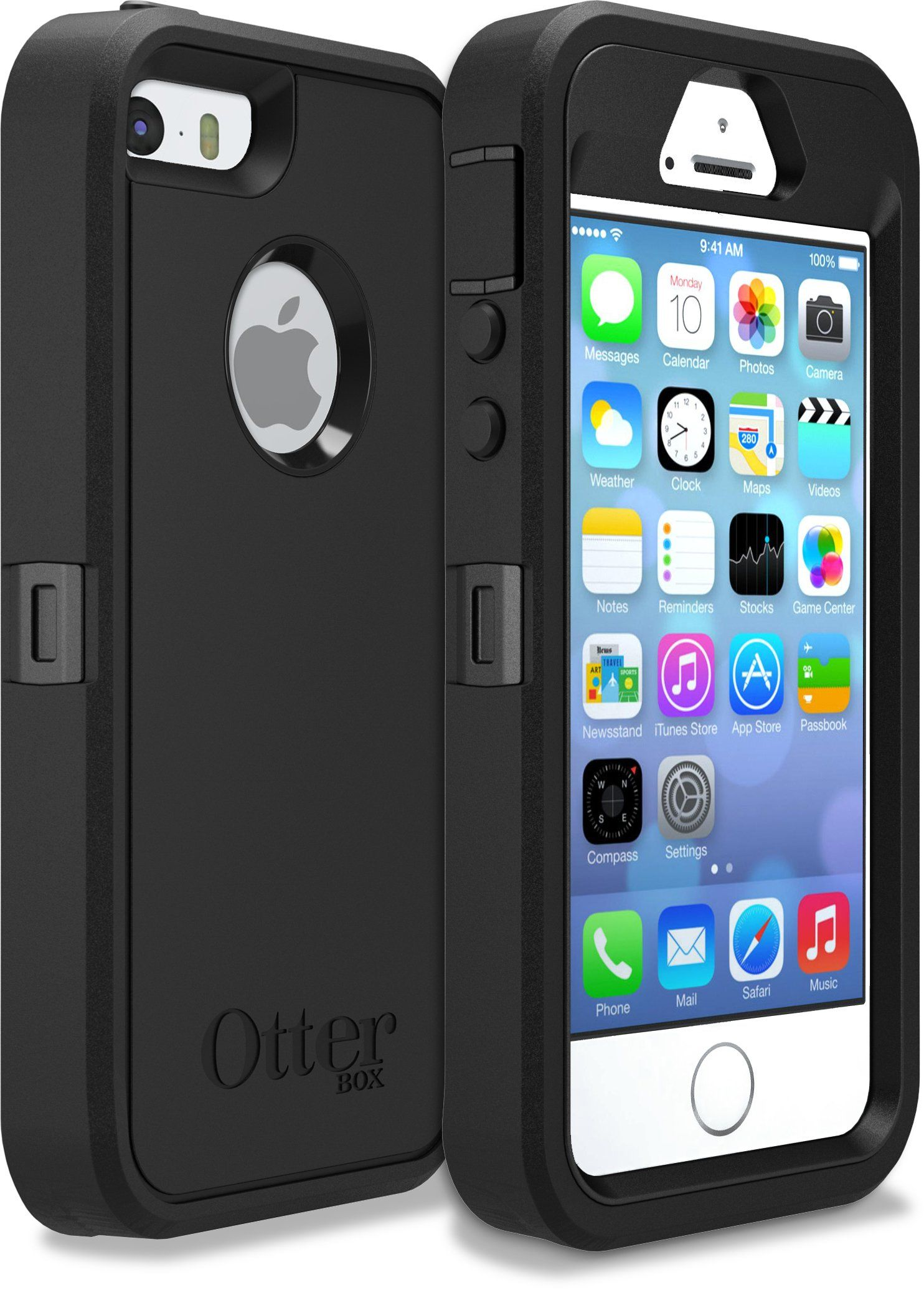 buy popular 88fda fe51a OtterBox [Defender Series] Case for iPhone 5c - Retail Packaging ...