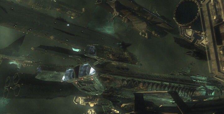 Osiris And Ghost Fleet Battlestar Galactica Star Wars Fans